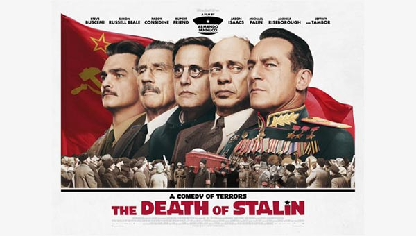 'The Death of Stalin - Stalin'in Ölümü' 16 Mart 2018 Cuma Sinemalarda!