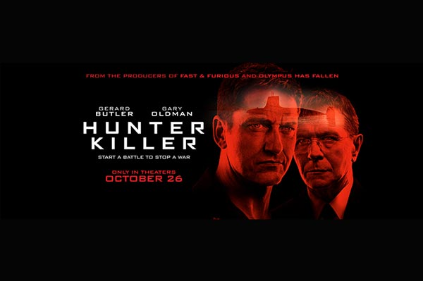 Hunter Killer - Katil Avcısı | 26 Ekim 2018 Cuma Sinemalarda