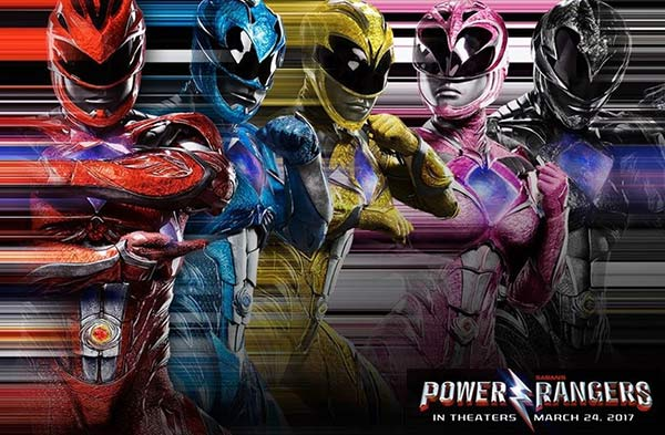 'Power Rangers' 24 Mart'ta Sinemalarda!