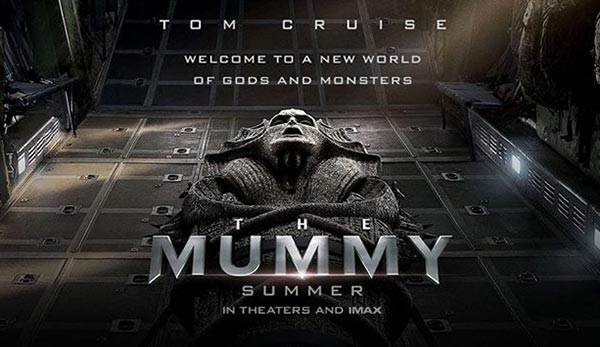 Tom Cruise 'The Mummy - Mumya' 9 Haziran'da Sinemalarda!