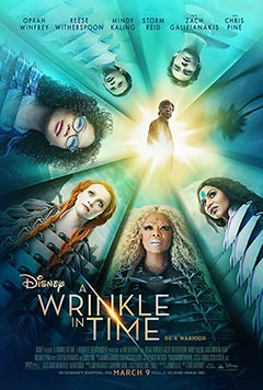 A Wrinkle in Time - Zamanda Kıvrılma