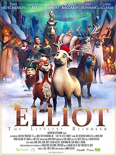 Elliot the Littlest Reindeer - Karlar Prensi Elliot