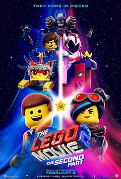 The Lego Movie 2: The Second Part - Lego Filmi 2