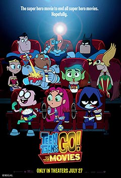 Teen Titans Go! To the Movies - Genç Titanlar Filmi
