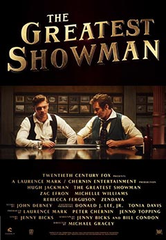 The Greatest Showman - Muhteşem Showman