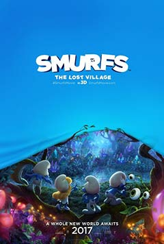 The Smurfs: The Lost Village - Þirinler: Kayýp Köy