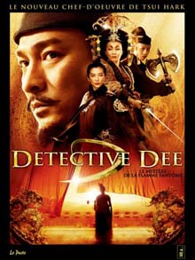 Detective Dee and the Mystery of the Phantom Flame - Dedektif Dee ve Gizemli Alev
