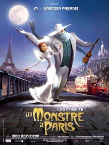 A Monster In Paris - Un Monstre a Paris